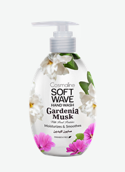 Soft Wave Hand Wash Gardenia Musk