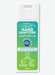 COSMALINE HAND SANITIZER 100ml