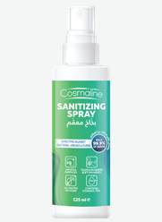 COSMALINE SANITIZING SPRAY 125ml