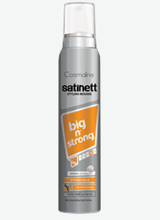 Satinett Big N' Strong Styling Mousse