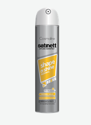Satinett Shape N' Shine Normal Styling Hairspray