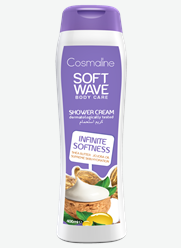 Soft Wave Infinite Softness Shower Cream