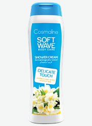 Soft Wave Delicate Touch Shower Cream