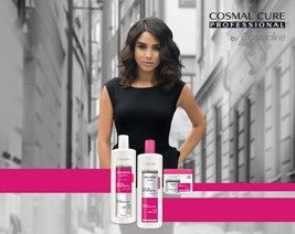 Cosmal Cure Professional wows with new re-look