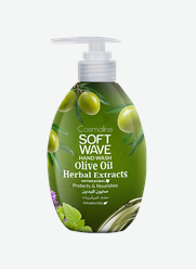 Soft Wave Hand Wash Olive Oil Herbal Extracts